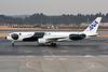 "JA606A Boeing 767-381ER c/n 32975 Tokyo-Narita/RJAA/NRT 24-02-11 ""Fly Panda"""