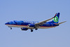 "PH-HSU Boeing 737-8BK c/n 33021 Barcelona-El Prat/LEBL/BCN 28-06-08 ""Sun Country"""