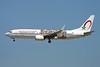 """CN-RGF Boeing 737-86N c/n 36826 Paris-Orly/LFPO/ORY 10-06-17 """"Wings of African Art"""""""