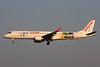 """EC-LKX Embraer Emb-195-200LR c/n 19000437 Brussels/EBBR/BRU 17-03-16 """"Visit Salvador Bahia"""""""