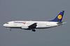 """D-ABEK Boeing 737-330 c/n 25414 Frankfurt/EDDF/FRA 24-09-16 """"Fanhansa"""""""