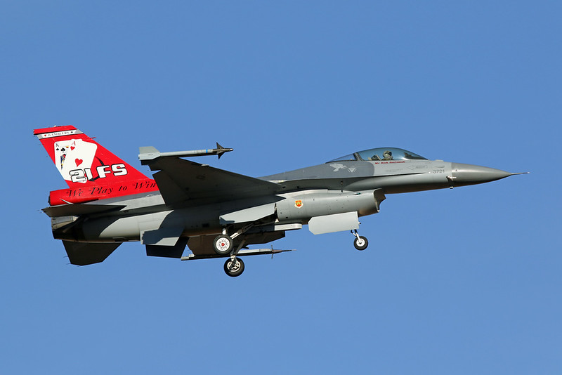 "93-0721 General Dynamics F-16A Fighting Falcon ""Republic of China Air Force"" c/n TA-20 Luke/KLUF/LUF 31-01-18"