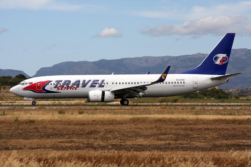 "EI-CSG Boeing 737-8AS c/n 29922 Palma/LEPA/PMI 16-06-16 ""MIAT winglets"""