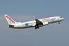 """EC-LTM Boeing 737-85P c/n 36591 Malaga/LEMG/AGP 19-07-20 """"Air Europa VISA"""""""