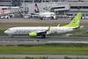 JA801X Boeing 737-81D c/n 39415 Tokyo-Haneda/RJTT/HND 20-10-17