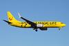 "D-ATUG Boeing 737-8K5 c/n 346488 Palma/LEPA/PMI 15-06-16 ""TUI Magic Life"""