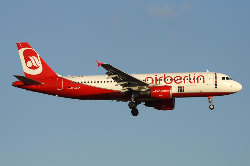 """D-ABZK Airbus A320-216 c/n 3213 Palma/LEPA/PMI 14-06-16 """"Samples"""""""
