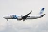 "SU-GEH Boeing 737-800 c/n 63800 Frankfurt/EDDF/FRA 05-06-17 ""85 years"""