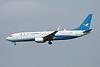 "B-5688 Boeing 737-85C c/n 41792 Tokyo-Narita/RJAA/NRT 18-10-17 ""100th Boeing Aircraft"""