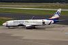 "D-ASXG Boeing 737-8CX ""SunExpress Germany"" c/n 32366 Dusseldorf/EDDL/DUS 11-07-16 ""Kung Fu Panda"""