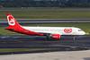 """OE-LEX Airbus A320-214 """"Flyniki"""" c/n 2867 Dusseldorf/EDDL/DUS 09-09-13"""