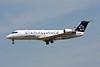 "S5-AAG Canadair Regional Jet 200LR c/n 7384 Frankfurt/EDDF/FRA 01-07-10 ""Star Alliance"""