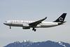 """B-6093 Airbus A330-243 c/n 884 Vancouver/CYVR/YVR 30-04-14 """"Star Alliance"""""""