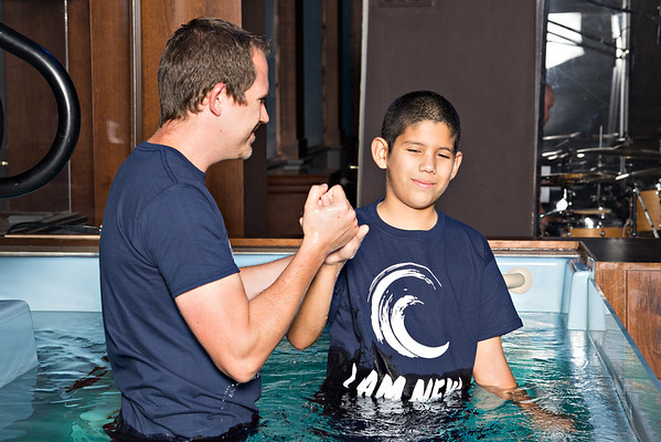 Baptisms 9-20-2015