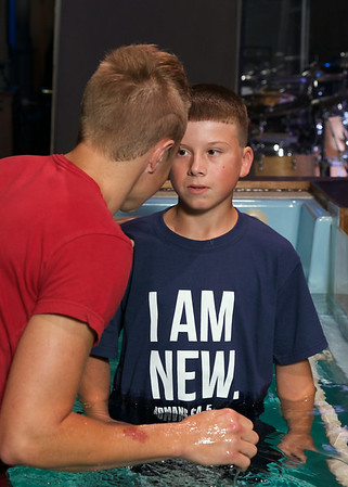 Night of Baptisms 7-16-2014