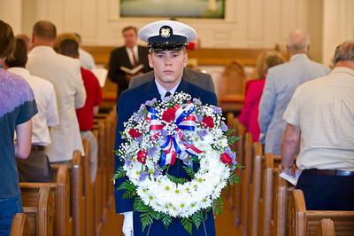 Memorial Day Services
