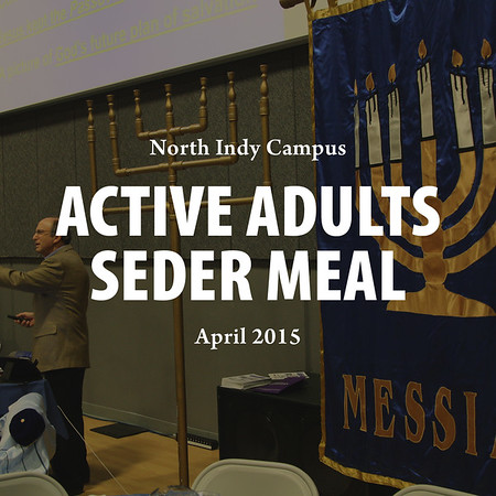 Active Adults Seder Meal