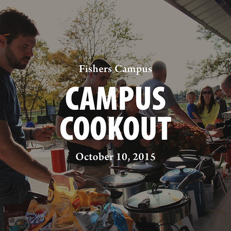 Fishers Campus Cookout