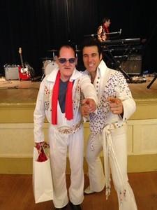 2014 Elvis 50's Sock-hop