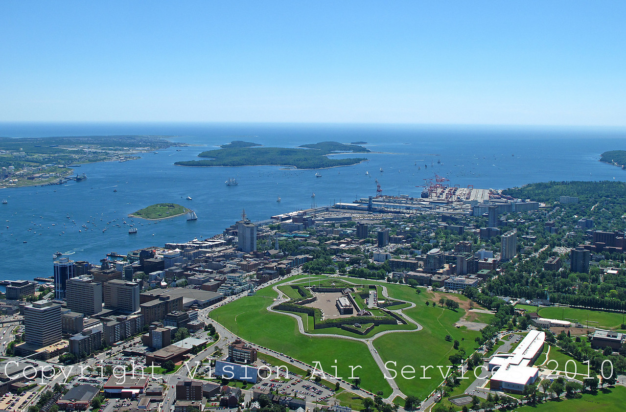 Maynard Street, North End, Halifax, Nova Scotia, Canada