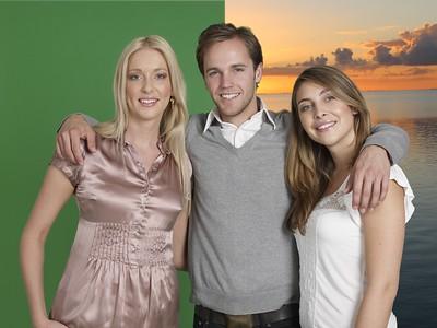 Greenscreen Fotografie / Software