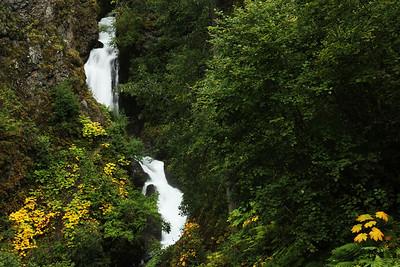 Thunderbird Falls, Chugach State Park, Alaska