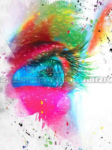Art eyes 007