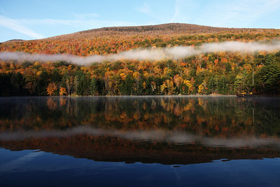 Emerald Lake State Park, Vermont October 2010