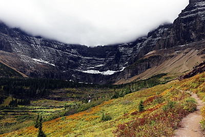Glacier National Park, MT September 2015