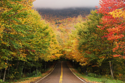 Smuggler's Notch State Park, VT October 2018