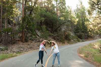 Alexandria Vail Photo Shaver Lake BFF Session M K 010