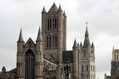 Ghent Church and Belltower