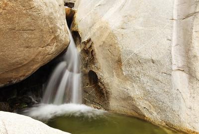 Borrego Palm Canyon Falls