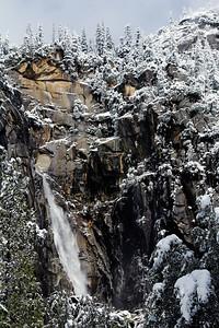 Cascade Falls Yosemite National Park, CA