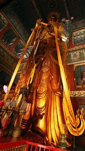 Maitreya Buddha (18 Meters Tall)