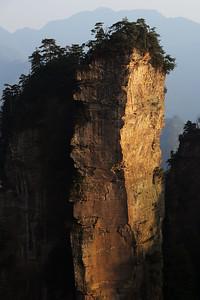 Zhangjiajie National Forest Park, Hunan, China