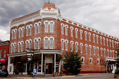 Delaware Hotel. Leadville, Colorado