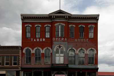 Tabor Opera House, Leadville, Colorado