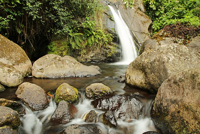 Ng'omberi Waterfall