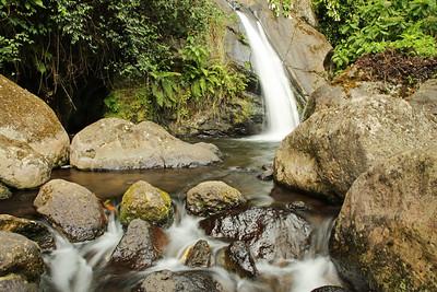 Ng'omberi Waterfall