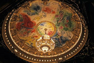Palais Garnier - Opéra