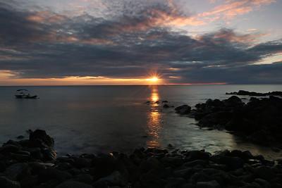 Kapa'a Beach Park. North Kohala, HI