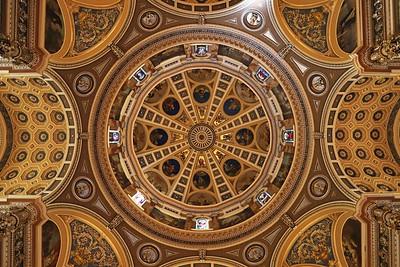 Basilica of St. Josaphat, Milwaukee, Wisconsin