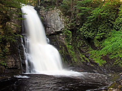 Bushkill Falls, Bushkill Falls Park, PA
