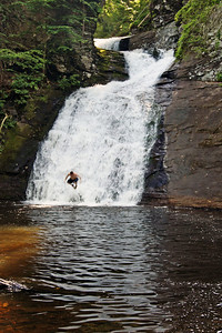 Lower Indian Ladder Falls, Delaware Gap National Recreation Area, PA