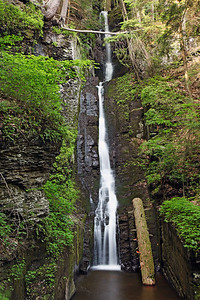 Silverthread Falls, Delaware Gap National Recreation Area, PA