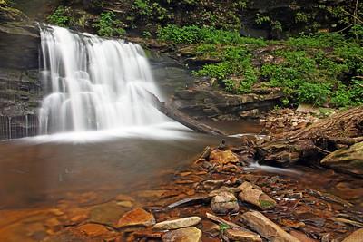 Cayuga Falls, Ricketts Glen State Park, PA