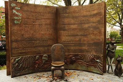 Dr. Seuss National Memorial Sculpture Garden