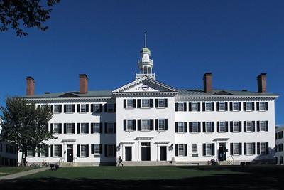 Dartmouth College, New Hampshire