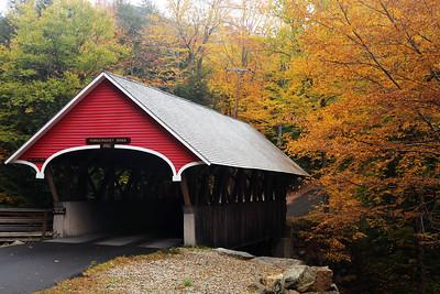 Pemigewasset River Bridge 1886